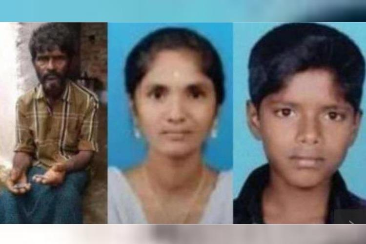 Father who lost son and daughter in Mettupalayam wall collapse donates their eyes