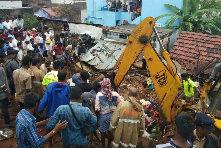 Mettupalayam wall collapse case Madras HC grants bail to accused