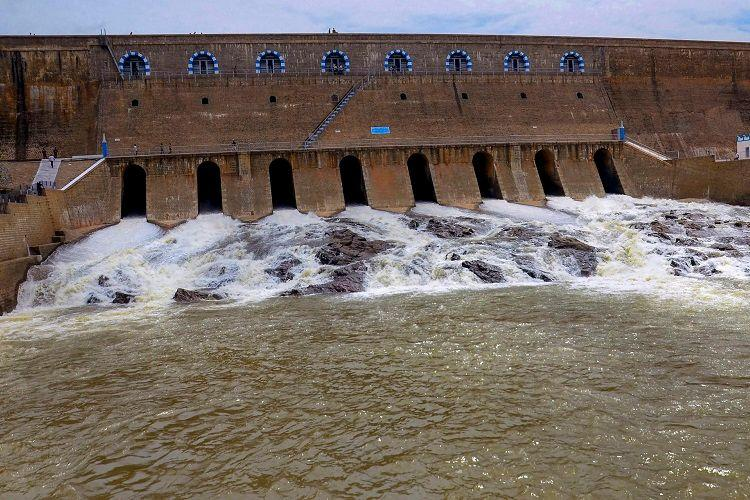 People shift to higher areas in Dharmapuri district as Cauvery water level increases