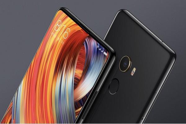 Xiaomi launches Mi MIX 2 Mi Note 3 and Mi Notebook Pro laptop