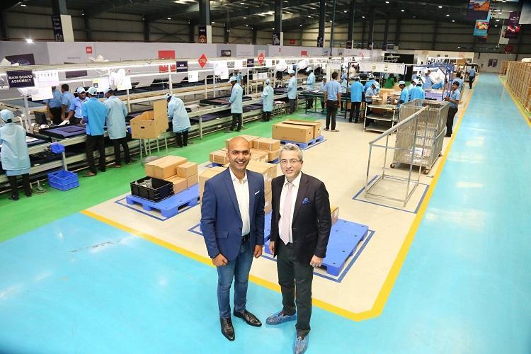 Xiaomi to manufacture Mi LED TVs in India inaugurates facility in Tirupati