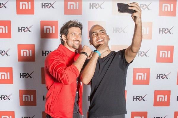 Xiaomi ties up with Hrithik Roshans brand HRX to launch special edition of Mi Band