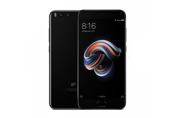 Xiaomi launches Mi Note 3 with 6 GB RAM and facial recognition