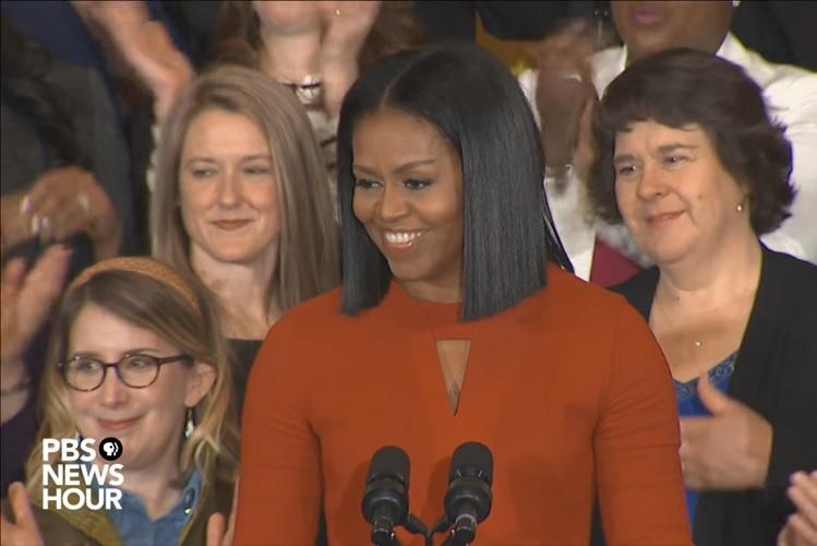 Michelle Obamas speech proves you dont have to blow your own trumpet to be heard
