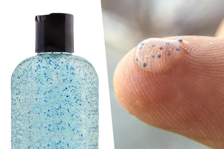 Still rubbing plastic on face How to check if your cosmetic product has microbeads