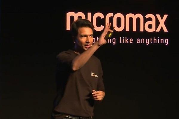 Micromax co-founder Rahul Sharma to foray into electric two-wheeler market in India