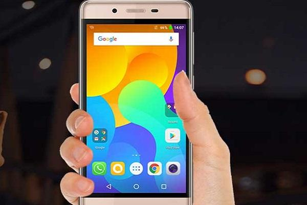 Micromax unveils Canvas Infinity with 189 aspect ratio