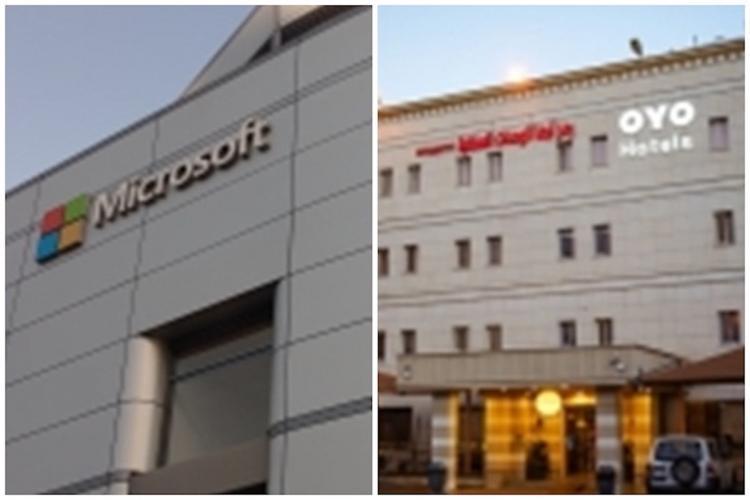 Microsoft partners with Oyo