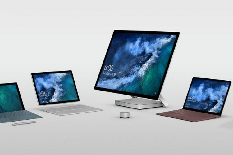 Microsoft launches Surface Go to take on iPad Chromebooks