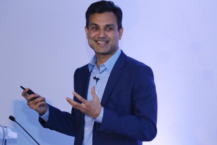 Microsoft India President Anant Maheshwari