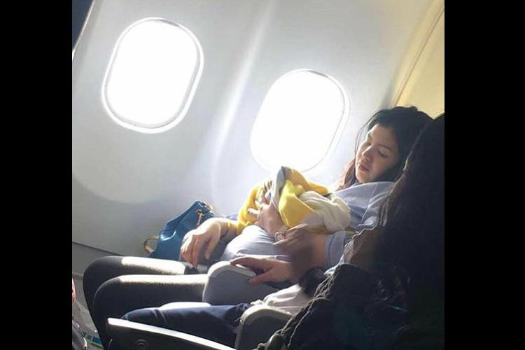 Manila-bound flight diverted to Hyderabad as woman delivers baby mid-air
