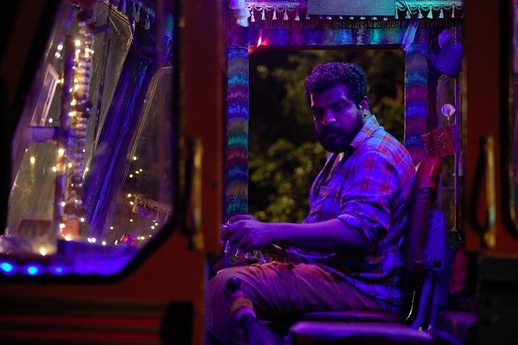 Malayalam short film Midnight Run is about two men a truck and the power of fear