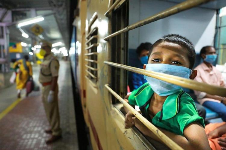 BJP says 85 fare subsidy for special trains Harping on a mere technicality