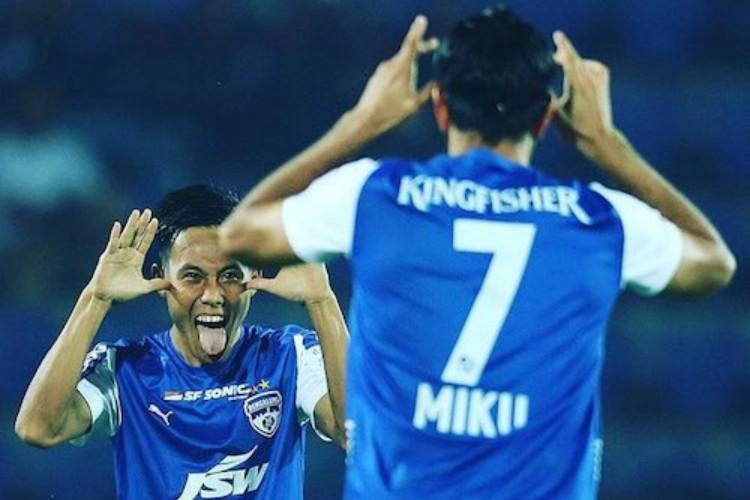 Match Report Bengaluru FC picks up first away win to reclaim top spot in ISL