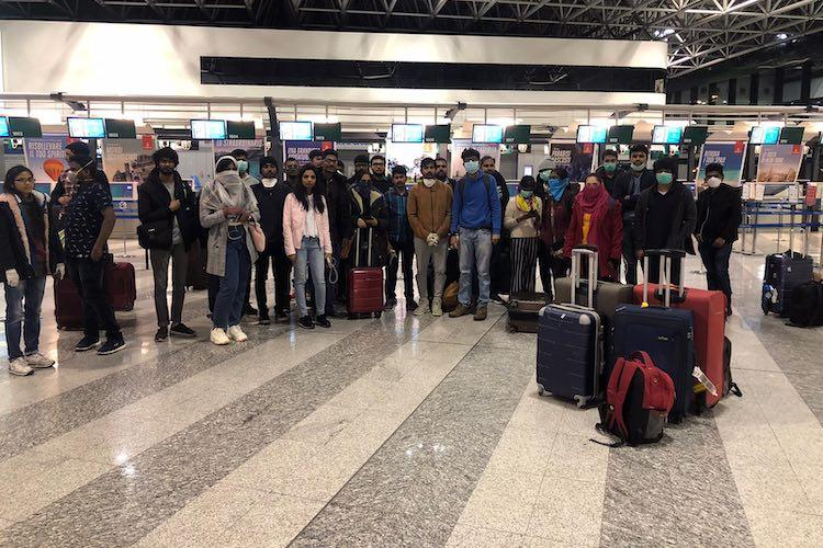 COVID-19: Second batch of 44 Indian pilgrims arrived from Iran