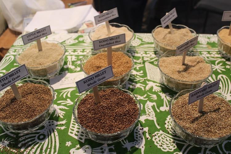 In pics Millets organics take centre stage at international trade fair in Bengaluru