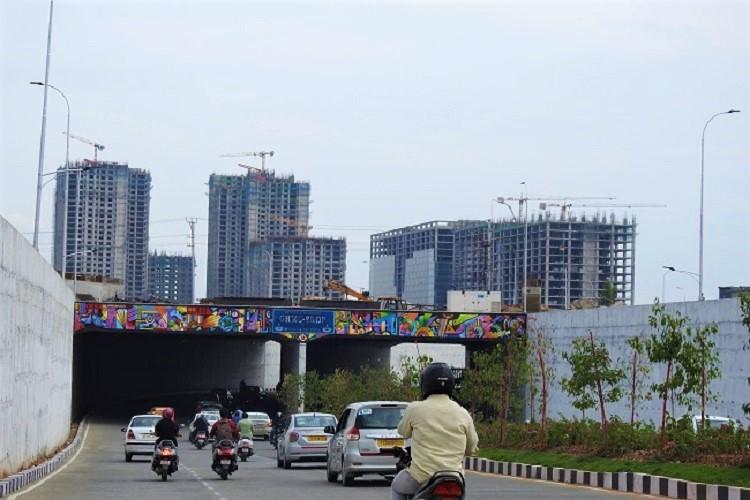 Traffic diversions at Hyds Mindspace Junction for 10 days routes to avoid