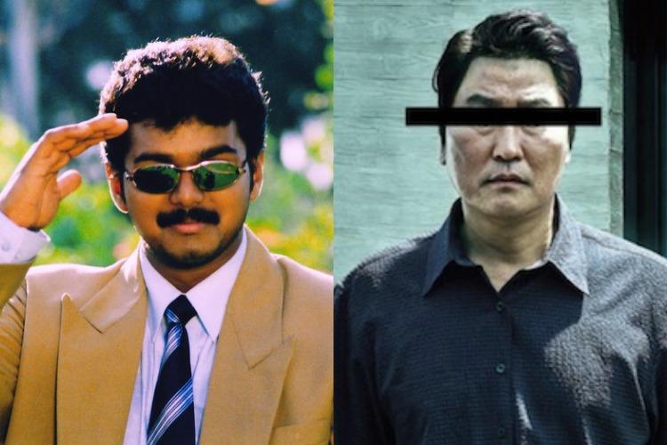 Oscar winner Parasite lifted from Minsara Kanna will sue Tamil producers claim