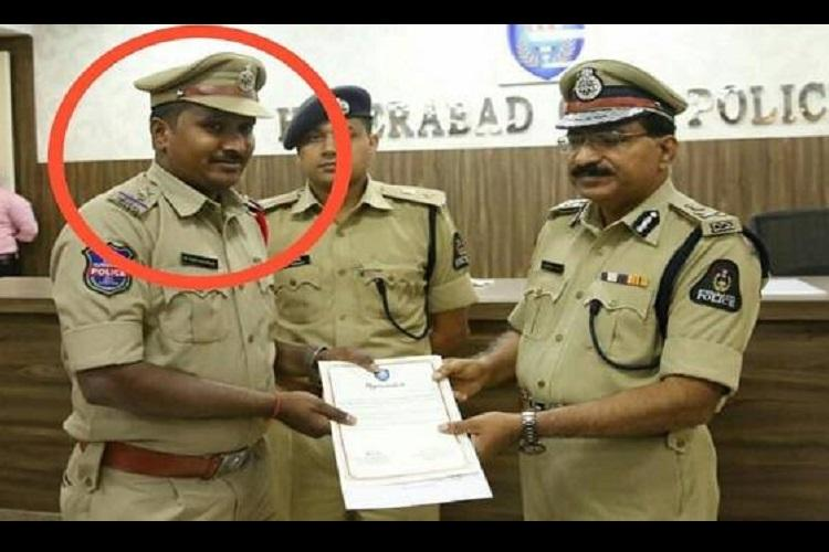 Hyderabad cop who won award arrested by ACB for taking bribe