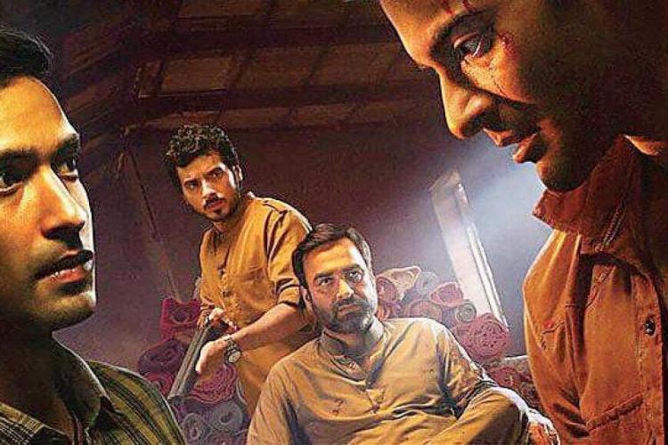 Still from Mirzapur Season 2 web series