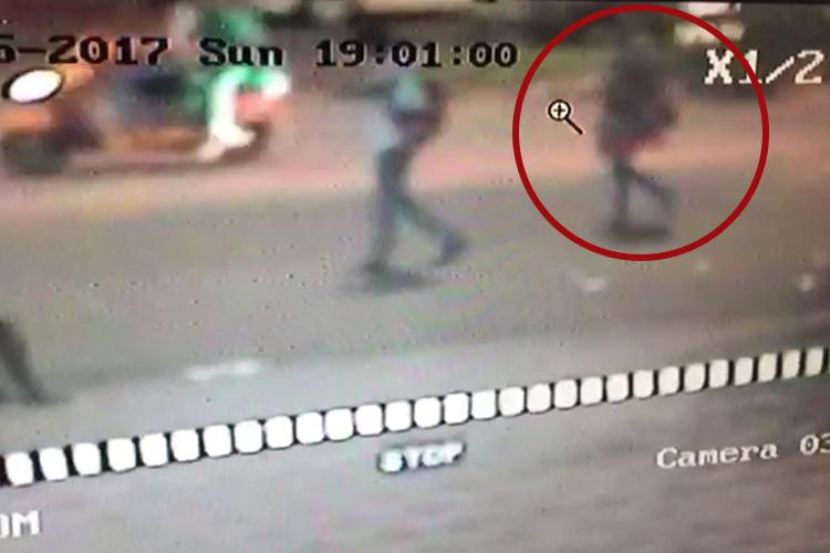 Another piece in Mishel Shaji mystery CCTV footage shows her walking to Goshree Bridge at 7pm