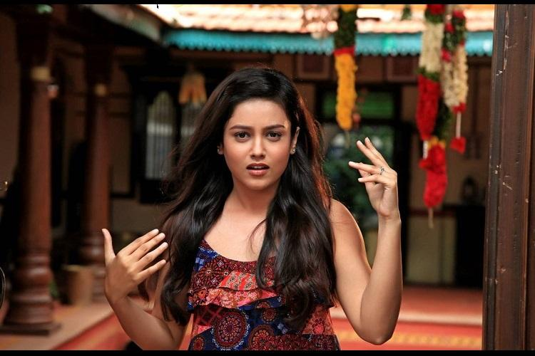 Mishti is all excited about VIP Kannada remake