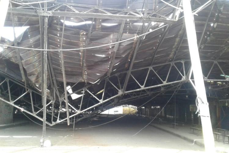 Mississippi Hangar bus stand collapse Alleging sabotage Hyd Nizam kin demand probe