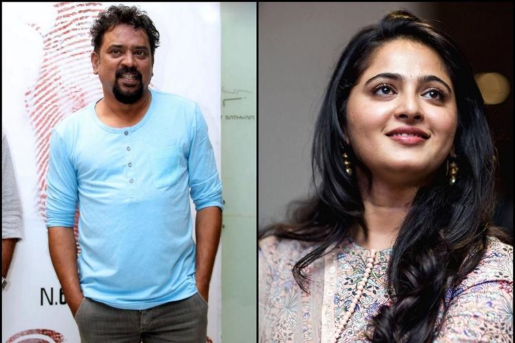 Anushka Shetty Santosh Sivan to team up for a movie on Lord Ayyappa