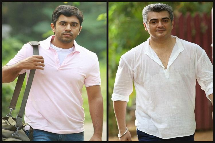 I have not been approached for Ajiths Viswasam Nivin Pauly denies reports