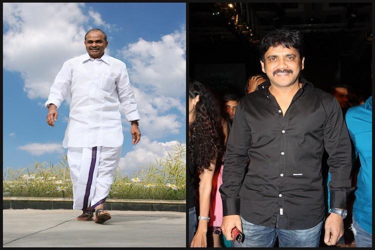 Nagarjuna to play former Andhra CM YSR in biopic