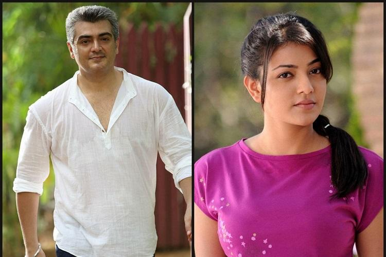 Ajith and Kajal Aggarwal to shoot for 20 days in Bulgaria as Vivegam enters final leg