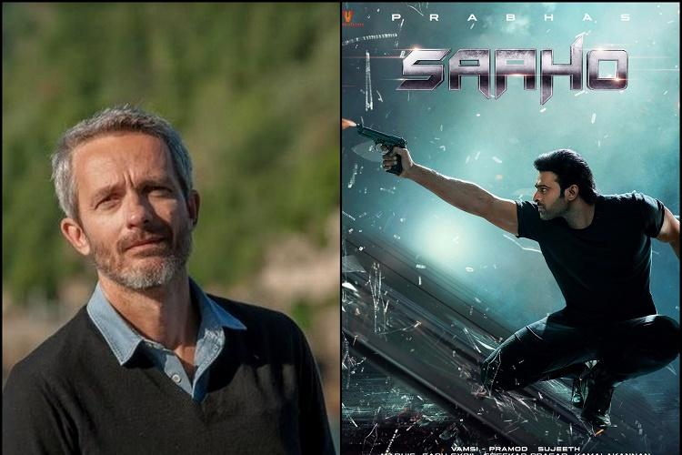 Director Jerome Salle accuses Saaho makers of copying his French film Largo Winch