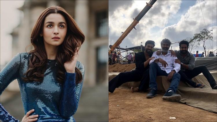 Rajamoulis RRR to have a special song for Alia Bhatt