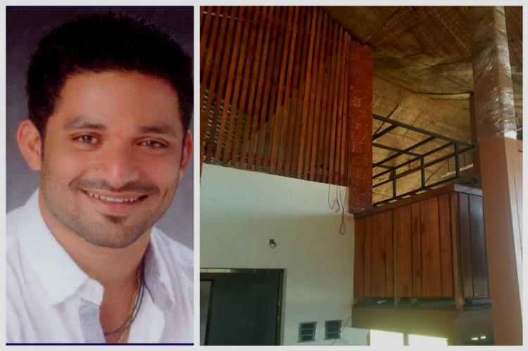 Mangaluru Youth Congress leader in soup over illegal beach restaurant