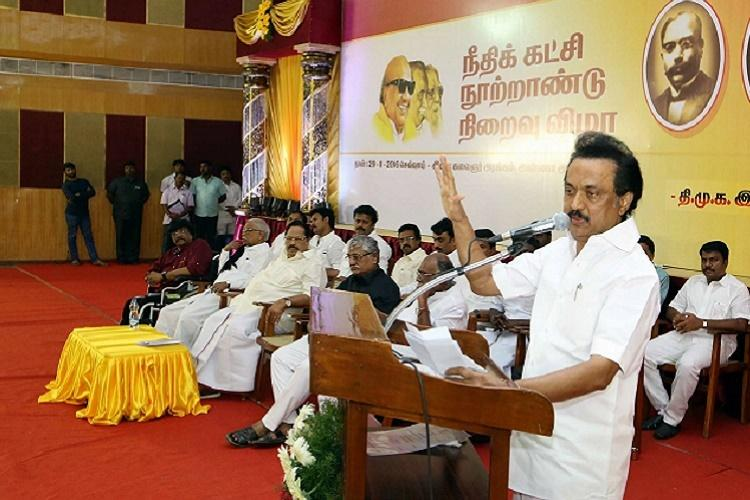 Stalin says Apollo and AIIMS should make details of Jayalalithaas treatment public