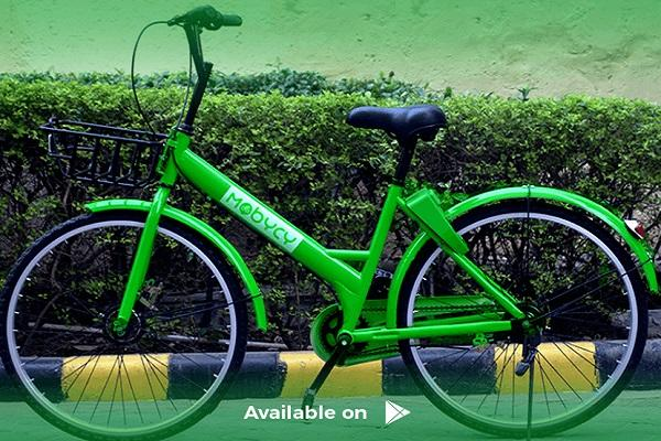 Bicycle sharing startup Mobycy raises 05 mn seed funding launches operations Delhi-NCR