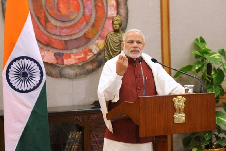 Don't see triple talaq issue through political prism: PM