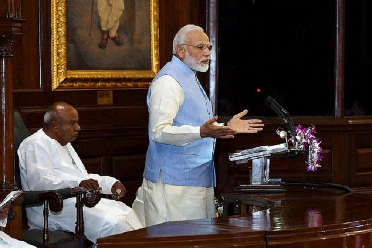GST is a good and simple tax will make economic system uniform PM Modi