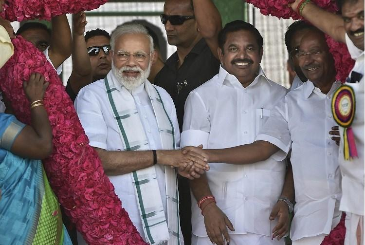 Bots pushed Twitter hashtags when Modi visited Tamil Nadu research shows