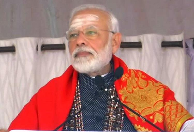 Why not question Paks atrocities in past 70 yrs PM Modi asks anti-CAA protesters