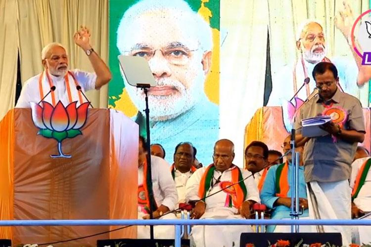 BJP fails to make big dents with Sabarimala strategy in Kerala but blows poll bugle anyway