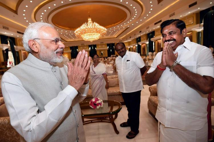 Tirunelveli to South Chennai Key seats BJP is eyeing in talks with AIADMK