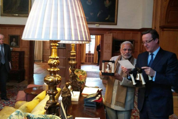 Beyond op-eds on The Guardian How British media is covering PM Modis visit to UK