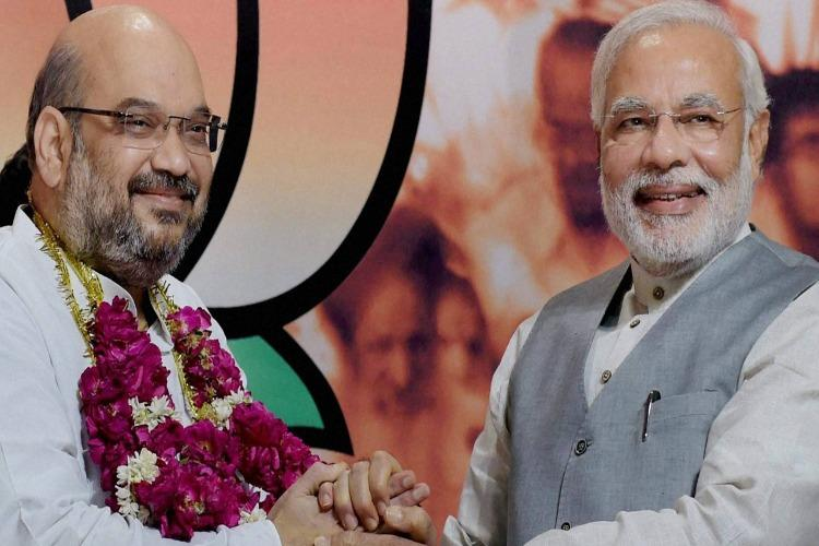 Big win for politics of performance PM Modi Amit Shah on Gujarat Himachal victory