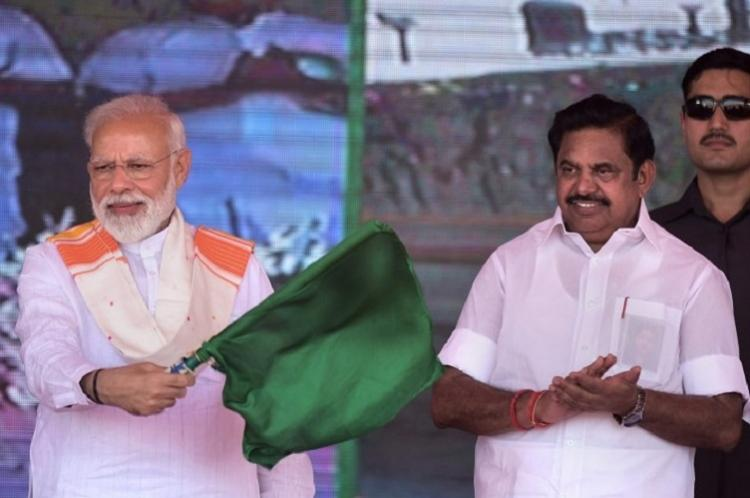 BJP hopes to contest with AIADMK in TN local body polls negotiations on