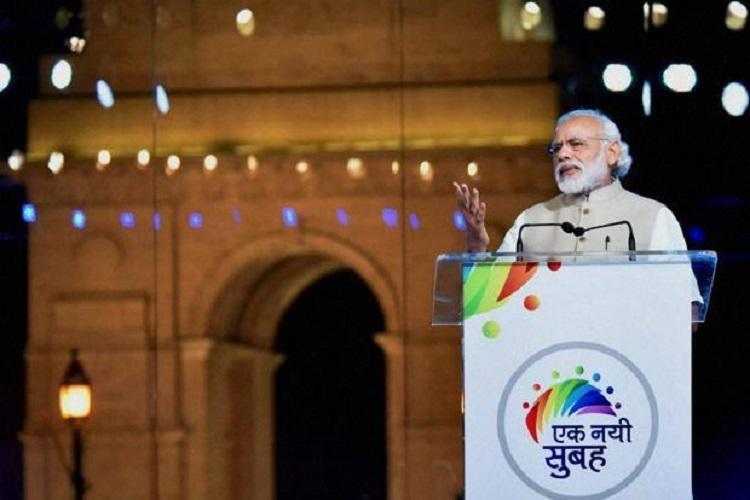 Modi govt spent Rs 36 crore on publicity for second anniversary celebrations