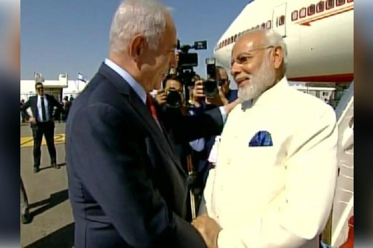What is driving India closer to Israel?