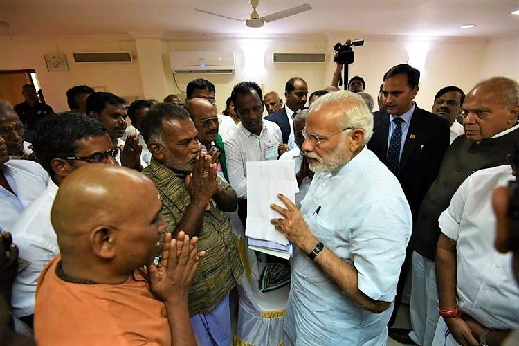 CM Pinarayi Vijayan's office denies misleading news on PM visit