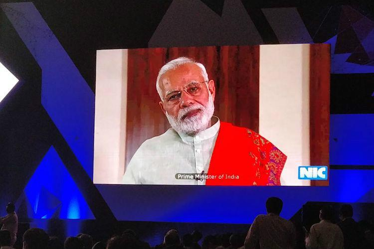 PM Modi launches Nasscom Future Skills platform to upskill 2 mn youth in new tech