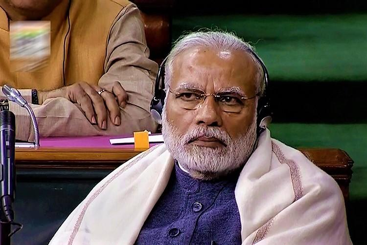 Modi takes on Kharge in Parliament in speech targeting Congress